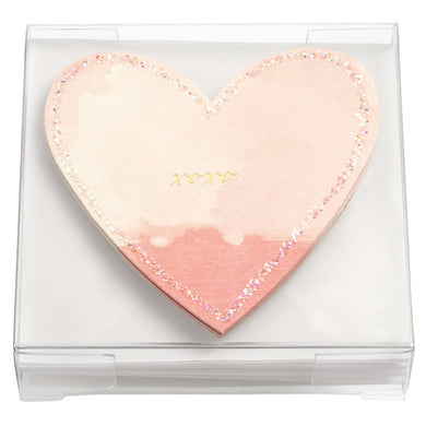 DIe Cut Hearts XOXO Enclosure Cards