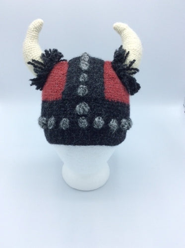 Nebraska Viking Hat