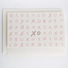 XOXO Note Card Box