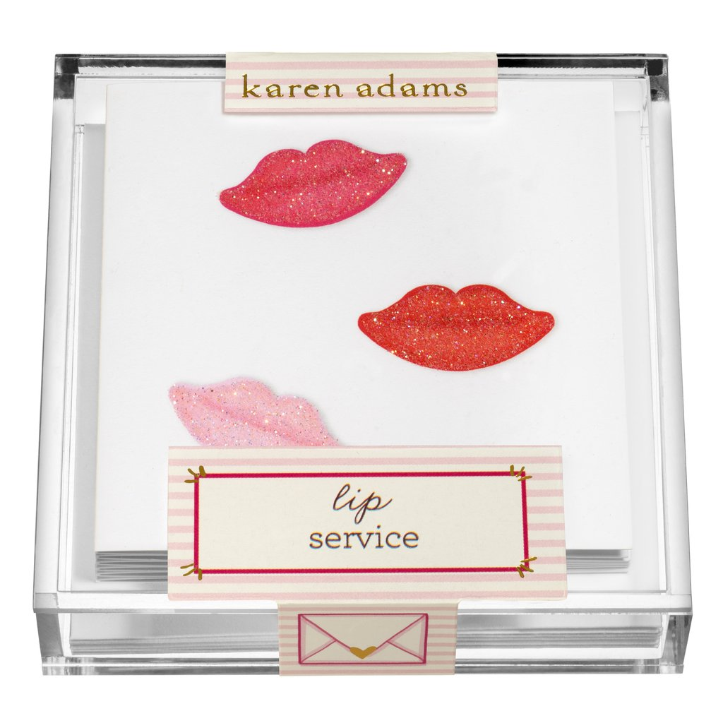 Lips Gift Enclosure