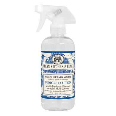 Indigo Cotton Multi-Surface Cleaner