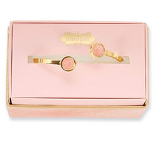 Load image into Gallery viewer, Druzy Cuff in Pink