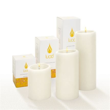 Natural Lucid Candle