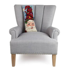 Load image into Gallery viewer, Santa With Tall Hat Hook Pillow