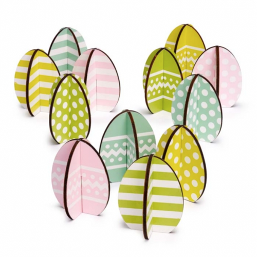 Easterly Eggs Set of 12