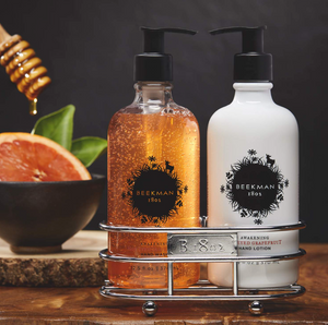 Honeyed Grapefruit Handcare Caddy
