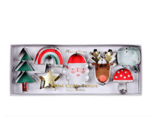 Festive Icons Cookie Cutters
