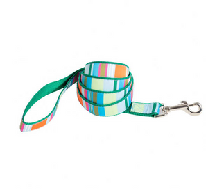 Mellie Stripe Dog Leash