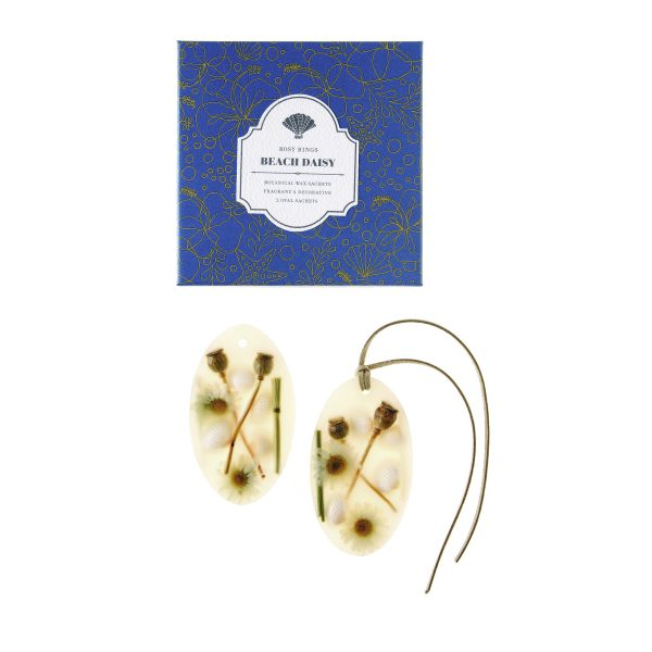 Beach Daisy Wax Sachets