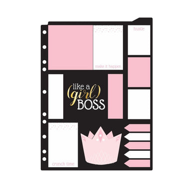 Like A Girl Boss Sticky Notes