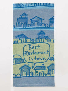 Best Restaurant In Towel Tea Towel