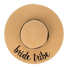 Bride Tribe Sun Hat