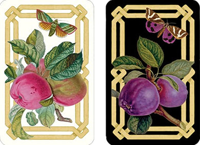 Decoupage Garden Regular Playing Cards