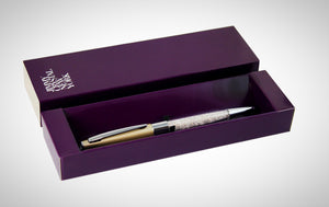 Nastassia Crystal filled Pen