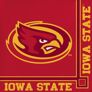 ISU Cocktail Napkins