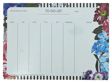 Peony To Do List Weekly Planner