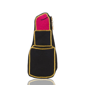 Red Pop Lipstick Bag