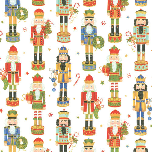 Nutcracker Parade Gift Wrap