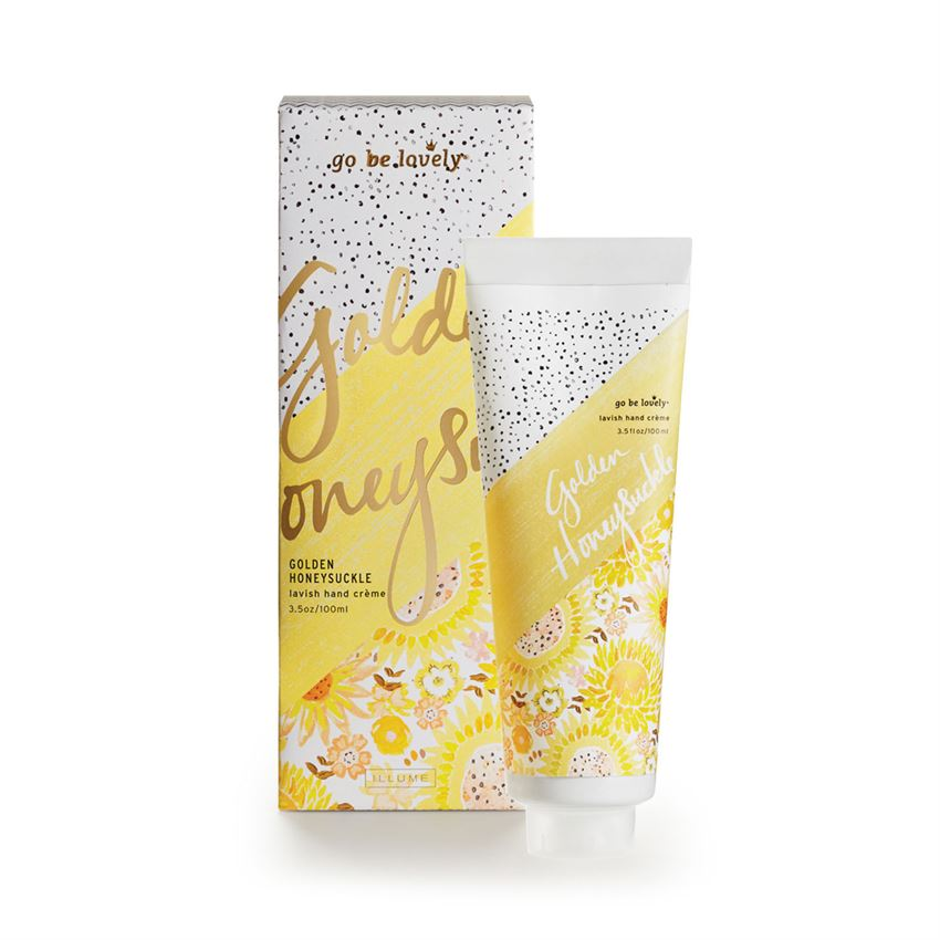 Golden Honeysuckle Hand Cream