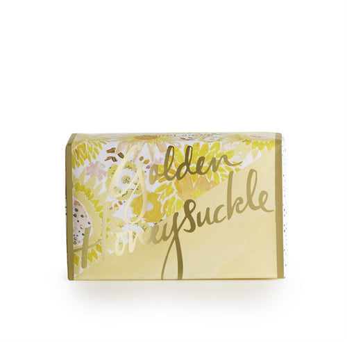 Golden Honeysuckle Soap