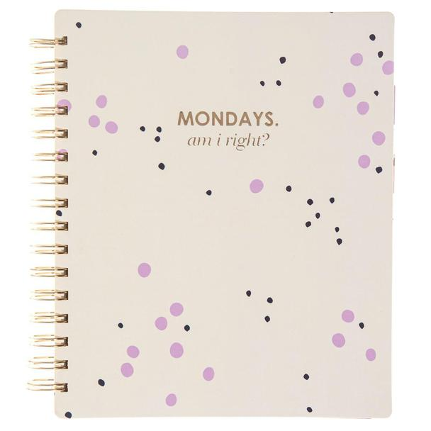 Monday's Am I Right Planner (Undated)