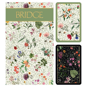 English Country Garden Large Bridge Set