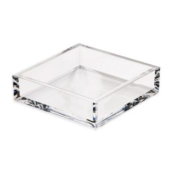 Acrylic Luncheon Napkin Towel Holder