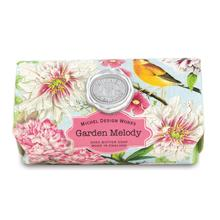Garden Melody Large Bar Bath Soap