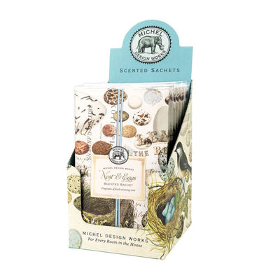 Nest & Eggs Scented Sachets