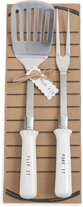 Grillin Utensil Set