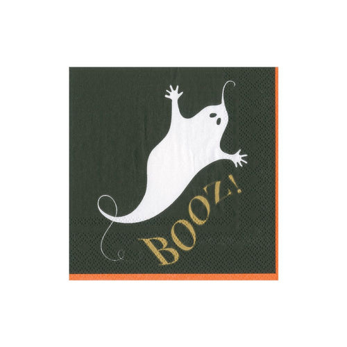 Booz Boxed Cocktail Napkins