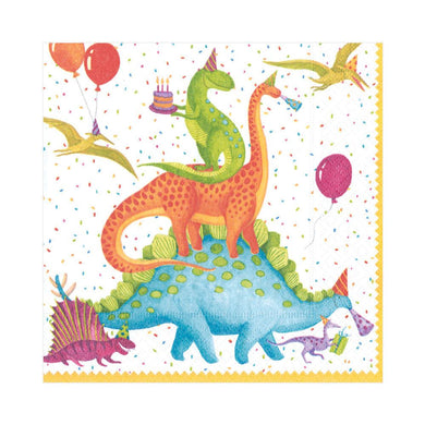 Partysaurus Lunch Napkins