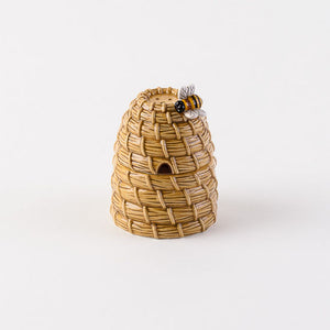 Ceramic Beehive Salt & Pepper Shaker