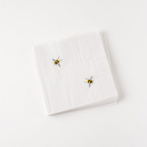 Busy Bee Luncheon Napkins