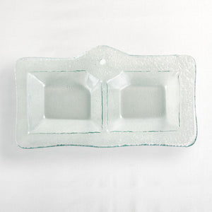 Everyday Pop In Rectangle Divided Dish