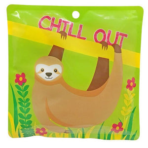 Freeze n' Go Reusable Ice Sheet (Sloth)