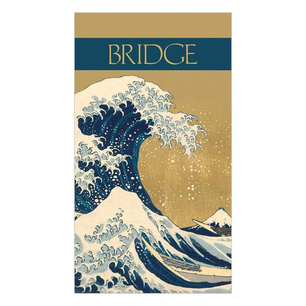 The Great Wave Bridge Score Card