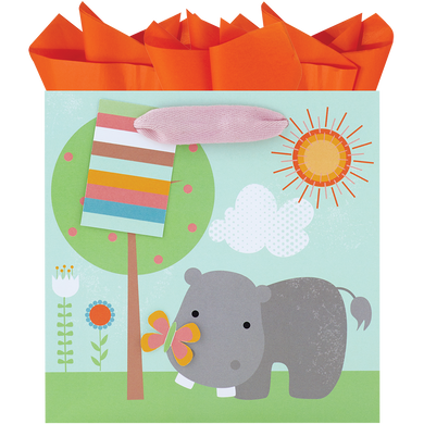 Happy Hippos Truffle Gift Bag