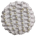 Pearl Encrusted Hair Net