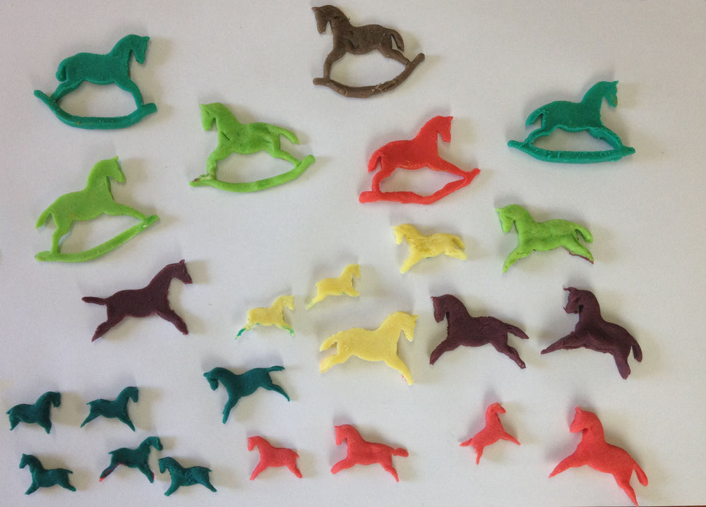 Horse Play-Dough Set