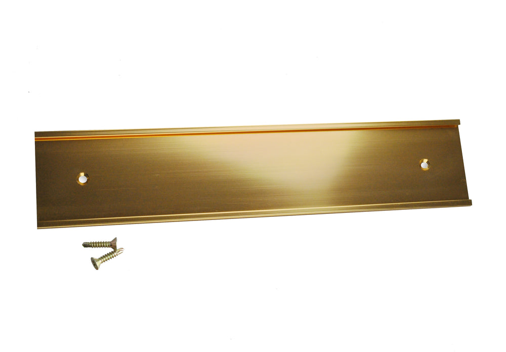 Gold Slide-In Stable Plate