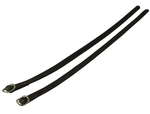 Leather Spur Strap (Pair)