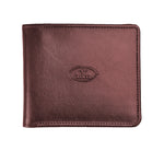 Kangaroo Leather Hip Wallet with Credit Card Fittings - Colours