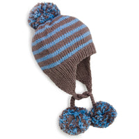 Tassles of Fun Earflap Hat - Chizipoms