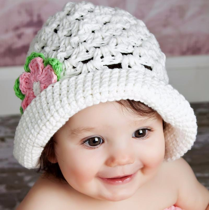 Brimmed Beauty Crocheted Hat - Chizipoms