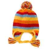 Color Riot Crocheted Hat - Chizipoms