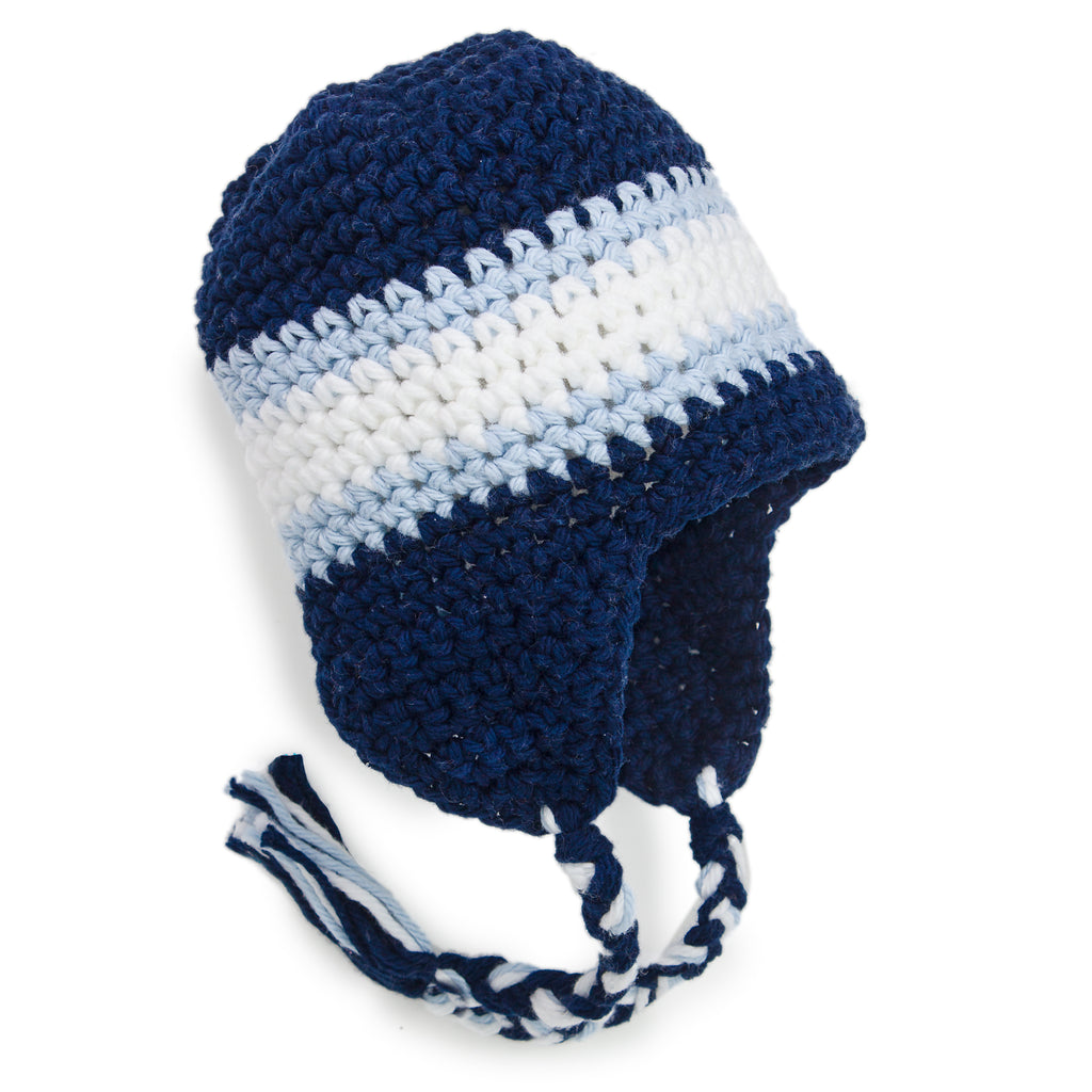 Mommy's Favorite Earflap Hat - Chizipoms