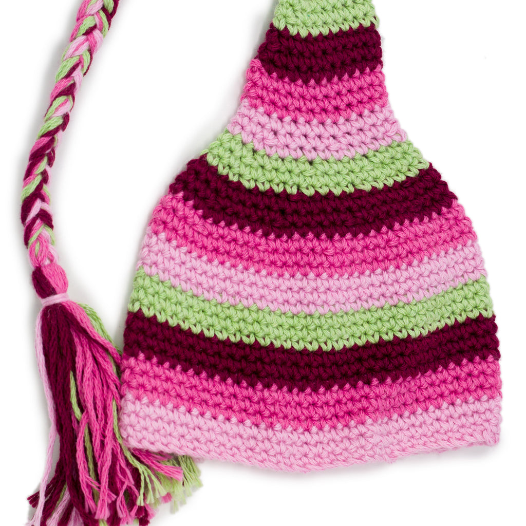 Pinky Power Stocking Hat - Chizipoms