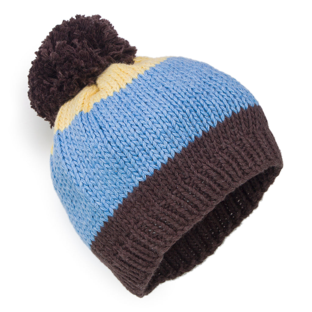 Little Boy, Big Boy Knit Hat - Chizipoms