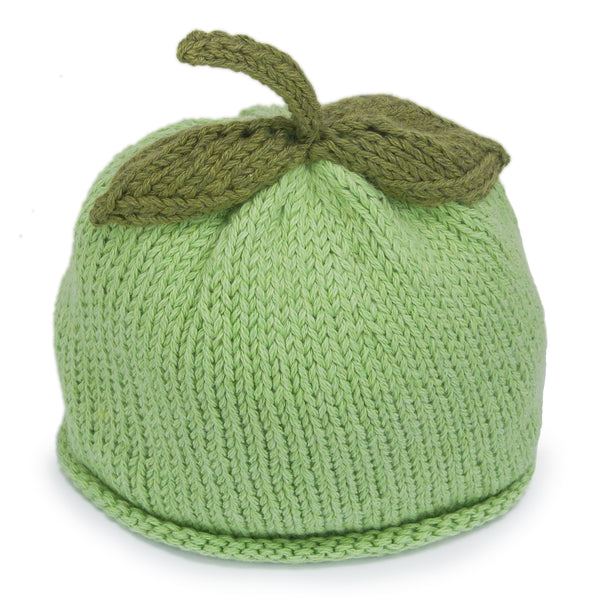 Baby's Little Green Apple Hat - Chizipoms